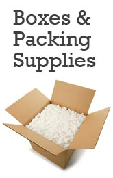 We Sell Boxes and Packing Supplies